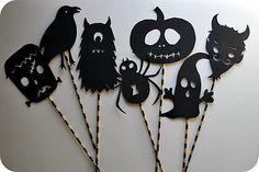 Zápichy halloween