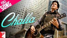 Challa - Full Song   Jab Tak Hai Jaan   Shah Rukh Khan