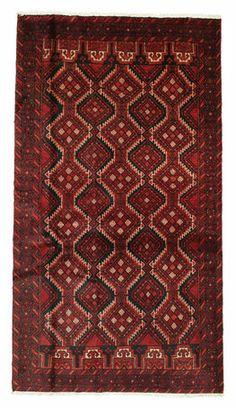 Beluch-matto RZZU506 186x104 alkuperämaa Persia / Iran - CarpetVista