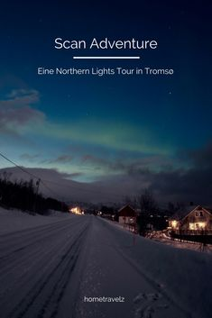 Eine Northern Lights