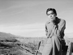 46 photos of life at a Japanese internment camp, taken by Ansel Adams   In 1943, legendary photographer Ansel Adams visited Manzanar, a Japanese internment camp in California's Sierra Nevada mountains.