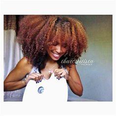 Idées coiffures cheveux crépus