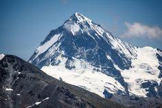 Dent Blanche (4357 m), Valais, Switzerland