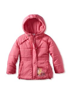 0% OFF Disney Girl's Princess Jacket (Pink)