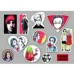 Pin Tillagd Av OLYA På MYSTICAL BUTTONS Pinterest - Russian artist draws amazing cartoon versions of famous celebrities