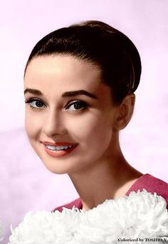 Audrey Hepburnj <3