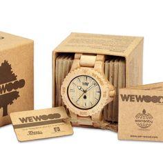 montre bois wewood eco design 11 367