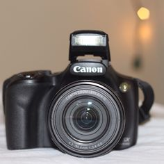 Canon PowerShot SX520 HS Compact Digital Camera This brilliant digital camera features a powerful 42x optical zoom, which goes all the way from a wide angle 24mm to 1008mm to capture shots from a great distance or close up. The PowerShot SX520 HS doesn't just get you up close to the action; it delivers spectacular image quality to every shot. Canon Other