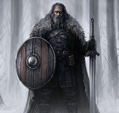 Veteran Warrior by Reza-Afshar-Art.deviantart.com on @DeviantArt