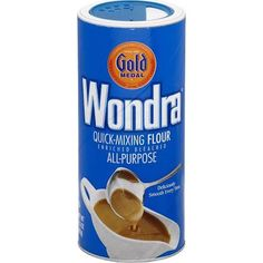 Google Express - Gold Medal Wondra Quick-Mixing Flour, Sauce & Gravy - 13.5…