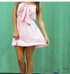 Pretty short dress
