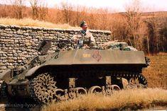 Recce Stuart, Polish 4th Skorpion Armoured Regt, Italy 1945 by Steve Zaloga