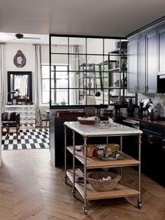 17 Industrial-Style Interiors   1stdibs