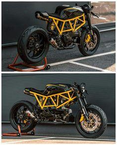 "The ""Predator"" Ducati Die ""Predator"" Ducati Ducati 750ss, Ducati Supersport, Motorcycle Equipment, Retro Motorcycle, Cafe Racer Motorcycle, Motorcycle Design, Cb400 Cafe Racer, Ducati Cafe Racer, Cafe Racers"