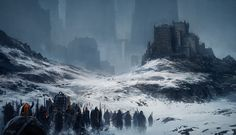 Andreas Rocha Concept Art and Illustration