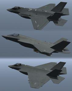 F-35A/B/C Lightning II