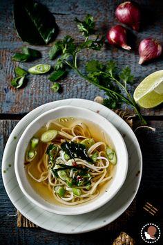 Around the kitchen table | happiness is homemade: be my inspiration #1 i tajski rosół
