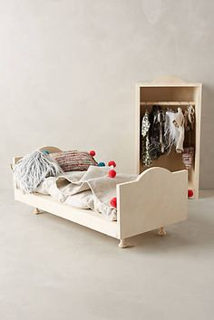 Doll Furniture / anthropology