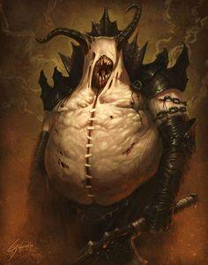 """Tubby Demon"" by Eric Ridgeway"