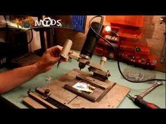 Hotmods.net - Casemodding tools: The Pantograph - YouTube