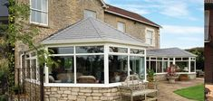 Reasons To Get A New Conservatory Roof Thetford This Winter - Projects 4 Roofing Warm Roof, Conservatory Roof, Winter Project, Gazebo, Conservatories, Outdoor Structures, Outdoor Decor, Home Decor, Homemade Home Decor