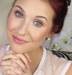 Easy Fresh Face Makeup Tutorial! http://karasglamourblog.blogspot.com/2014/04/easy-fresh-face-makeup-tutorial.html