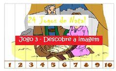 Traquinices e Lápis de Cera: Jogo 3 - Descobre a imagem