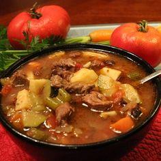 Vegetable+Beef+Soup