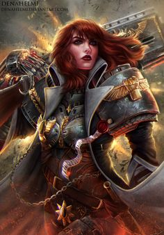 Warhammer 40K - Inquisitor