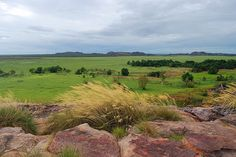 ✿ڿڰۣ(̆̃̃•Aussiegirl Ubirr, Kakadu National Park, Australia