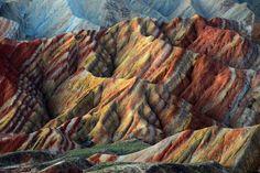 No son el Everest, pero la belleza de un monte es mucho más que una cuestión de metros.