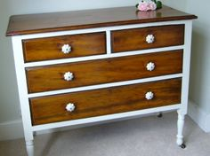 Chest of drawers AFTER thumbnail