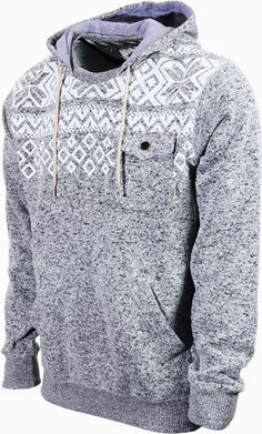 Fashion for men | Adorable Vans Flurry Warm Hoodie For Fall