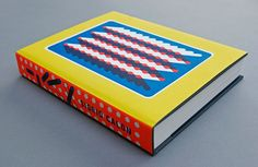 Publication: A vast Risographed volume of graphic patterns from Sigrid Calon