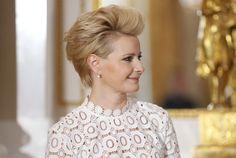 Małgorzata Kożuchowska na gali Ministerstwa Kultury. Klasa! - Plejada.pl