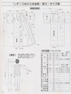 yukata pattern - Sök på Google