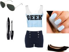 """Summer time"" by nana39-1 on Polyvore"