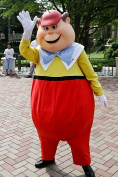 Tweedle Dum at Disney Character Central