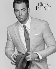 Chris Pine   Style