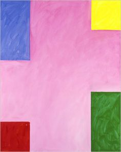 Geometric Abstracts by Mary Heilmann - The New York Times