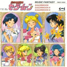 "Takanori Arisawa - ""Sailor Moon"": Music Fantasy (Forte Music)"