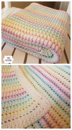 Starlight baby blanket free crochet pattern mom s stuff baby blanket crochet free moms pattern starlight stuff paid pattern this wheat stitch baby blanket pattern will keep you interested until the very last row Crochet Baby Blanket Free Pattern, Free Crochet, Crochet Motif, Easy Crochet Afghan Patterns, Crochet Baby Blankets, Crotchet Blanket, Crochet Afgans, Kids Crochet, Baby Afghans