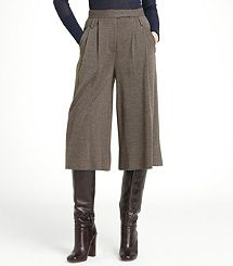 Gouchos are back!  These are from Tory Burch.
