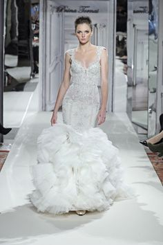 Pnina Tornai For Kleinfeld 2014 Wedding Dresses