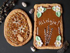 Traditional Polish Easter shortcrust tarts, mazurki wielkanocne Polish Easter, Tarts, Sugar, Cookies, Traditional, Desserts, Recipes, Food, Mince Pies