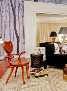 Calvet Armchair by Yoo, Moscow -BD Barcelona Design-