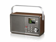 Albrecht DR 860 Senior: Mit DAB+ mittendrin im Geschehen - Profil-Marketing Internet Radio, Radios, Kitchen Appliances, Marketing, Products, Consumer Electronics, Product Engineering, Bluetooth Speakers, Communication