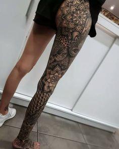 Girls ϟ Tattoos | Татуировки и девушки