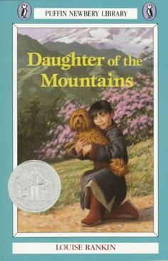Daughter of the Mountains (Newbery Library, Puffin) by Louise S. Rankin,http://www.amazon.com/dp/0140363351/ref=cm_sw_r_pi_dp_Hrc.sb0T3ZJTYCTN