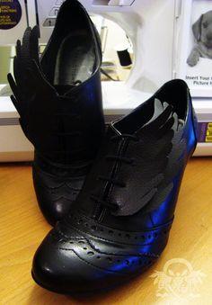 How to make a shoe clip. Diy Removable Shoe Wings